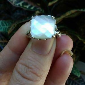 Pandora Jewelry - Trade for kristinof Pearl sincerity twist ring